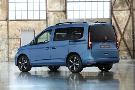 Volkswagen Caddy 2021 16