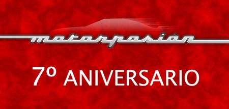 ¡Motorpasión cumple siete años!