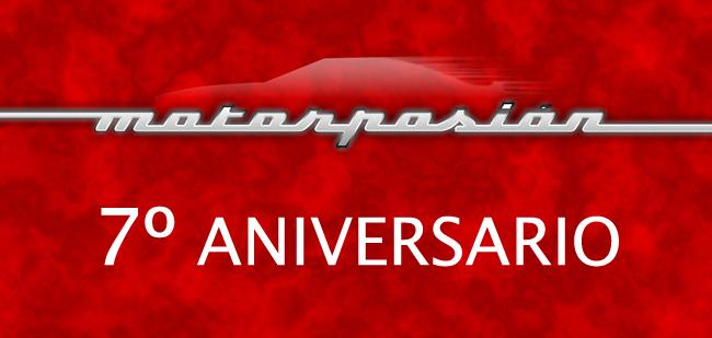 Séptimo aniversario de Motorpasión