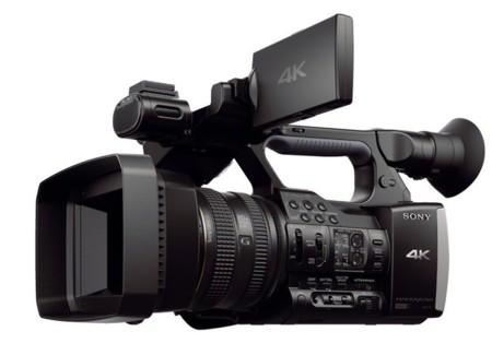 Cámara Sony 4K