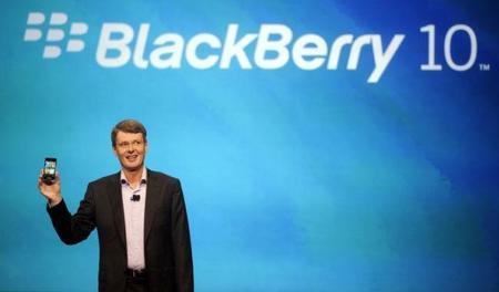BlackBerry está a la venta