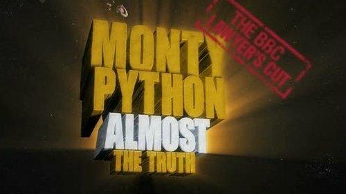 'MontyPython:Almostthetruth',ungranhomenajealgrupo