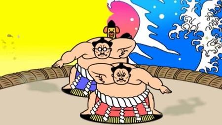 Rhythm Paradise Megamix Sumo