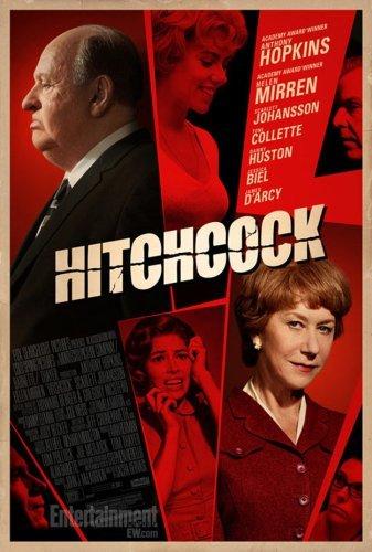 El póster definitivo de Hitchcock