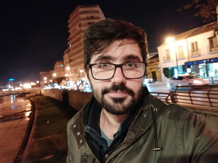 Selfie noche