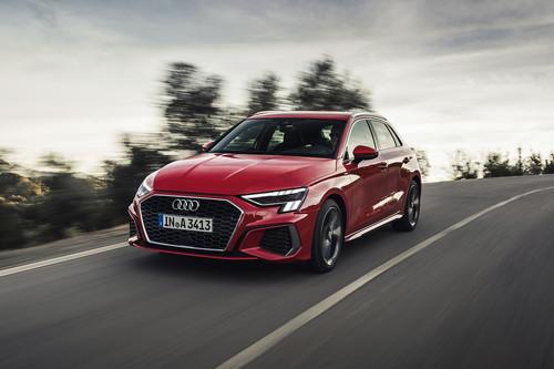 Audi A3 2021, a detalle en 199 fotos para que no te falte ver ni un cable