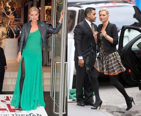 El look de las semana 29 de marzo/4 de abril: Kate Moss duplicada