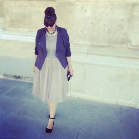 ¡Blogueras big, belleza big! El estilazo en la calle no depende de la talla