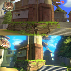 Foto 5 de 5 de la galería the-legend-of-zelda-wind-waker-hd-comparativa en Vida Extra