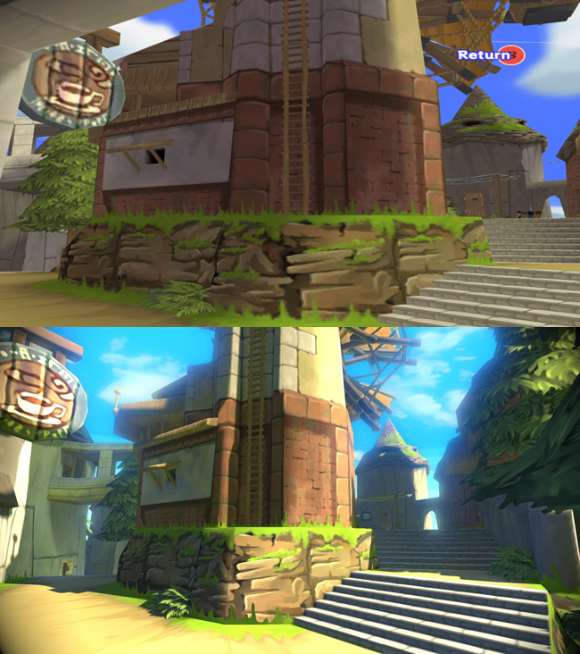Foto de The Legend of Zelda: Wind Waker HD comparativa (5/5)