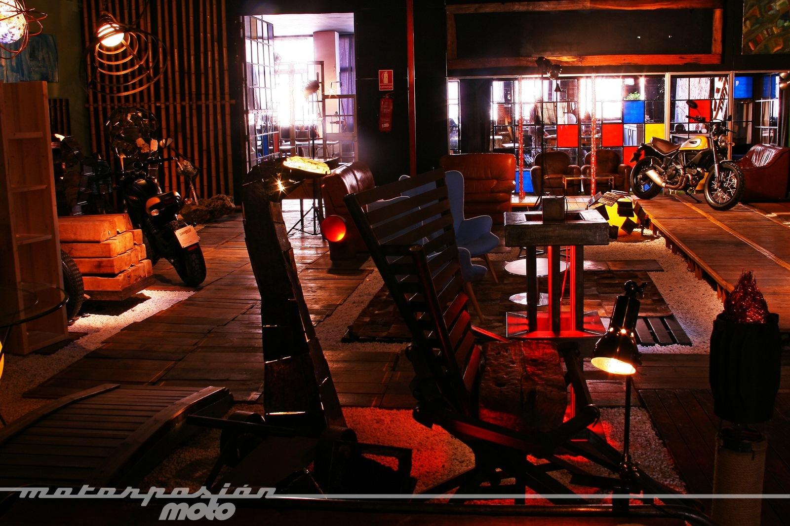 Ducati Scrambler, presentación 1