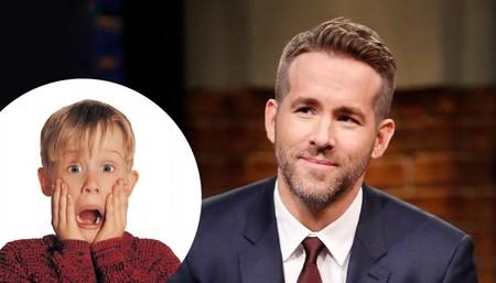 Ryan Reynolds prepara una versión fumeta de 'Solo en casa' para adultos