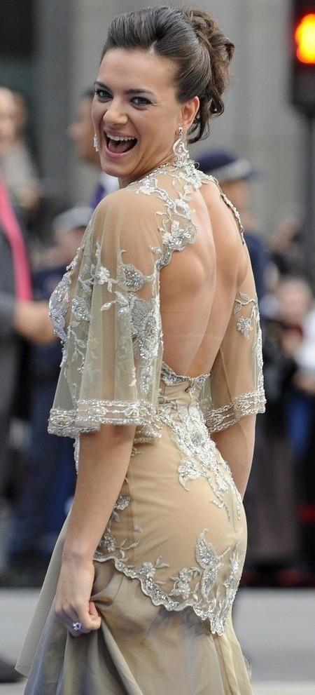 Foto de El polémico vestido de Yelena Isinbayeva en los Príncipe de Asturias (1/6)
