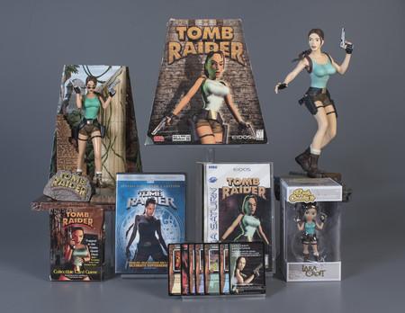 Tomb Raider Gray