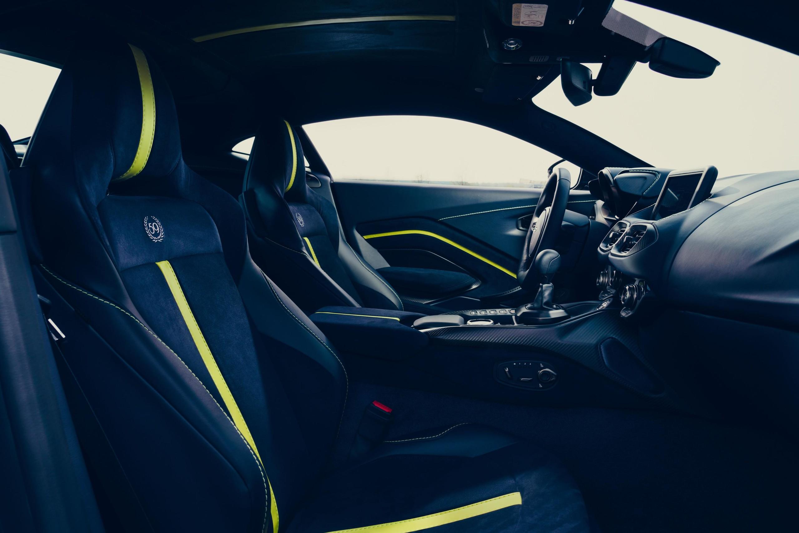 Foto de Aston Martin Vantage AMR (7/14)