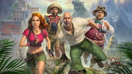 La jugabilidad de Jumanji: El Videojuego protagoniza su primer gameplay y las sensaciones que nos deja no son muy buenas