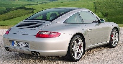 Porsche 911Targa 4S