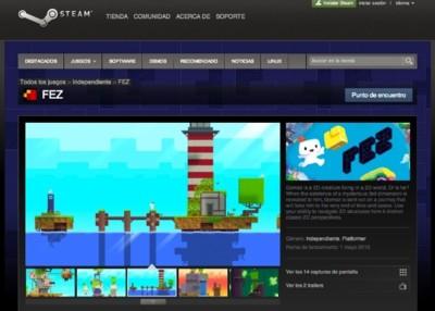 Steam bate récords de uso: 7,2 millones de jugadores conectados simultáneamente