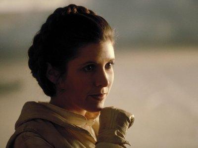 2016 no nos pasa una: muere Carrie Fisher, la mítica Princesa Leia