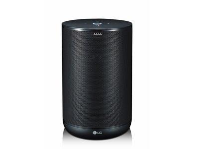 ThinQ Speaker: LG se prepara para el CES y presenta su altavoz inteligente con Google Assistant
