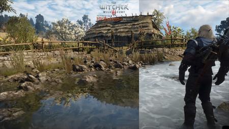 Este mod de The Witcher 3 revoluciona el juego para acercarlo a los gráficos de la nueva generación