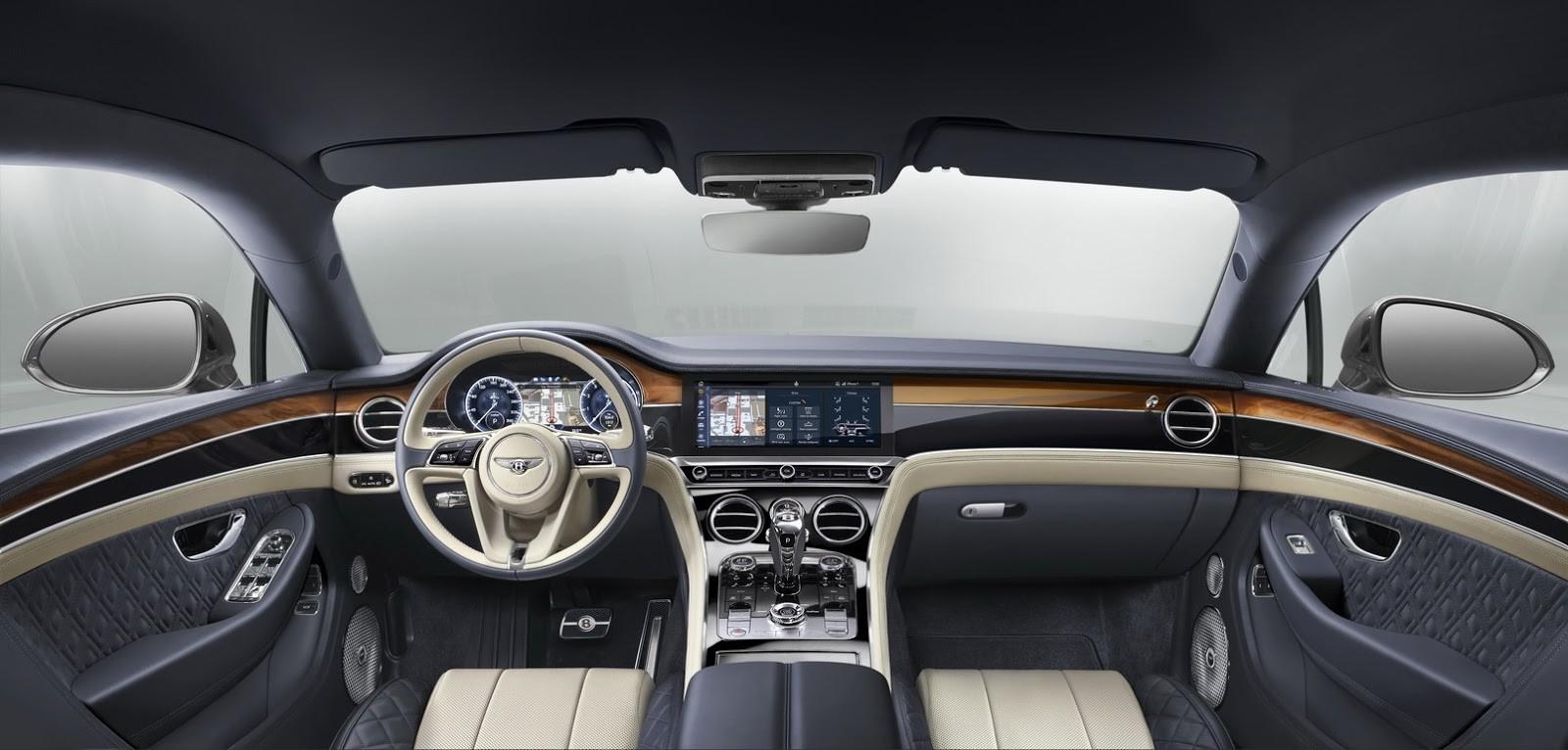 Bentley Contienetal GT 2018