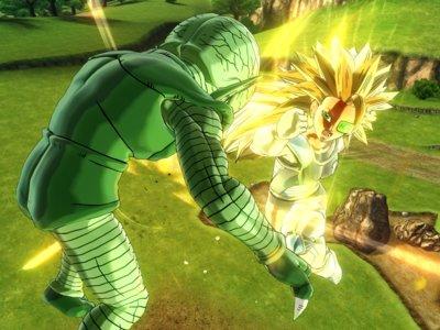 Los personajes de Dragon Ball Xenoverse 2 muestran sus mejores golpes en un nuevo gameplay