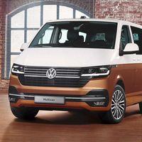 La Volkswagen Multivan T6.1 estrena mucha tecnología y anuncia una futura versión 100% eléctrica