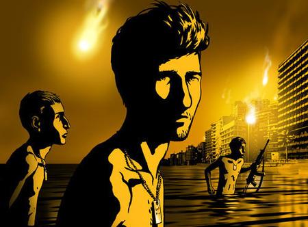El cómic Vals con Bashir basado en la película del mismo título