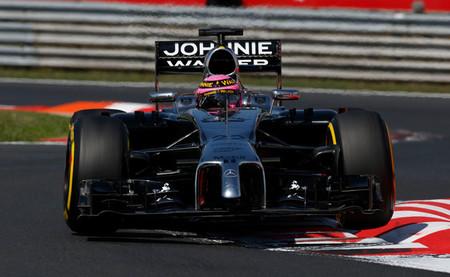 McLaren y Honda planean probar un MP4/29 fuera de las fechas oficiales de la FIA