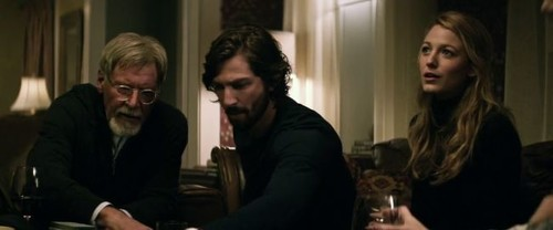 'El secreto de Adaline', HUGH ROSS