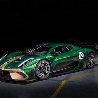 ¡Enamórate de un ícono! El Brabham BT62 en 14 preciosas imágenes