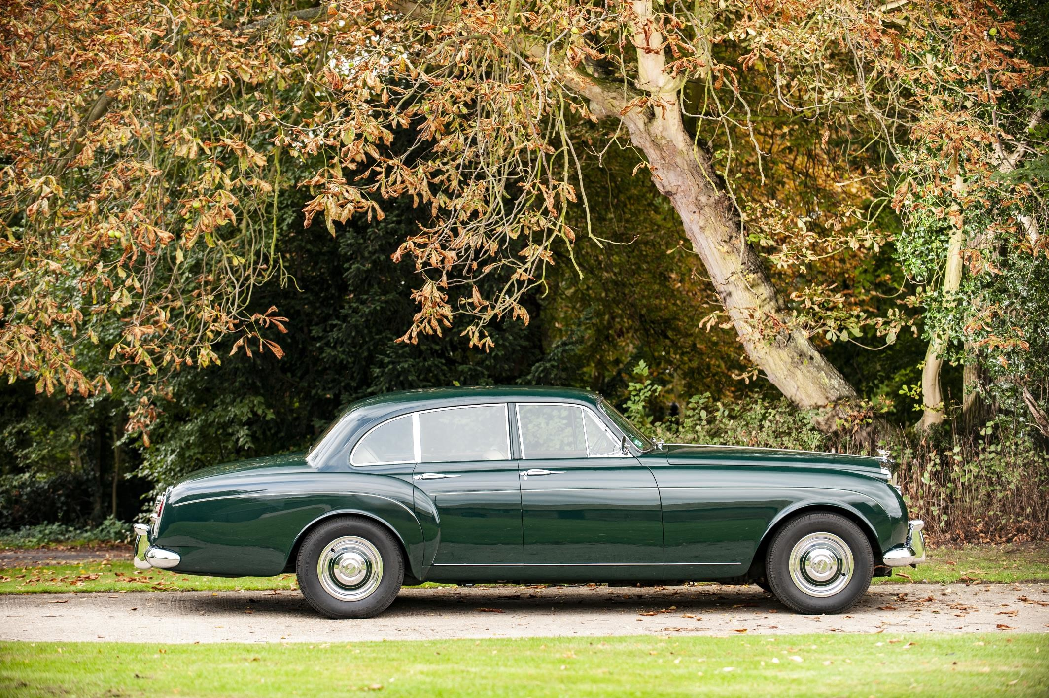 Foto de Bentley Continental S2 Flying Spur 1959 (7/8)