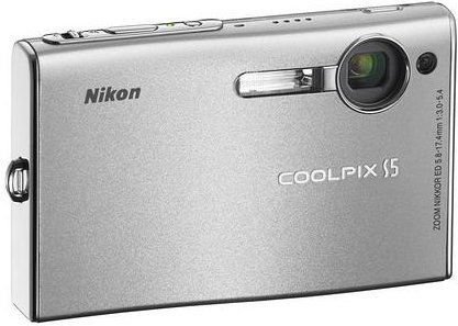 Nikon Coolpix S5 revisada