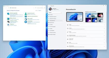 Windows 11 Configuracion Panel Control