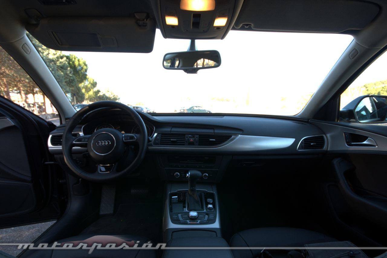 Foto de Audi A6 hybrid (prueba) (93/120)