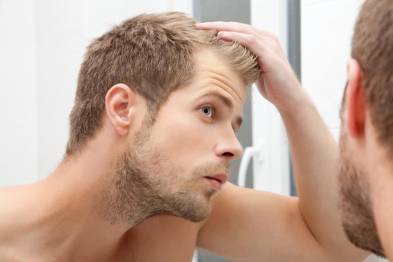 Caida de pelo por dieta cetogenica