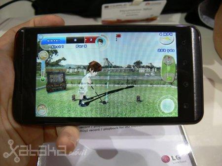 LG presentará el primer conversor de juegos 2D a 3D para móviles durante la IFA 2011