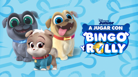 Disney Playtime With Puppy Dog Pals Shorts