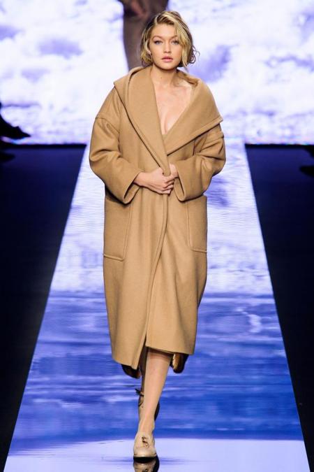 El abrigo camel de Max Mara