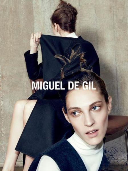 Conociendo al diseñador Miguel de Gil