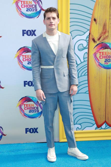 Gregg Sulkin Fox S Teen Choice Awards 2019 Arrivals