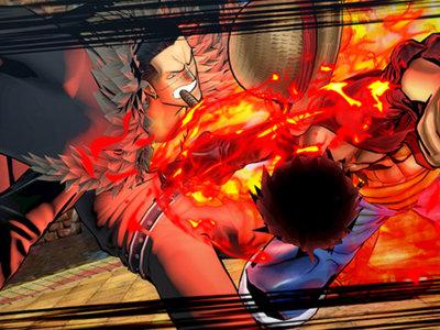 La versión de PC de One Piece: Burning Blood se retrasa hasta el verano