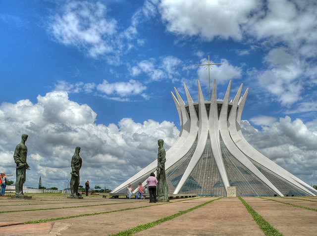 Foto de Niemeyer (10/13)