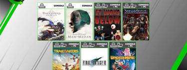 Darksiders Genesis y Final Fantasy VII entre los próximos juegos que se unirán a Xbox Game Pass en Xbox One y PC