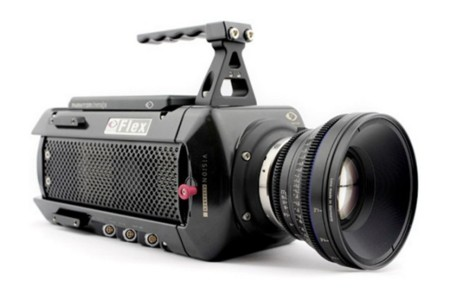 Phantom Flex 4K: espectáculo en cámara lenta a 4K