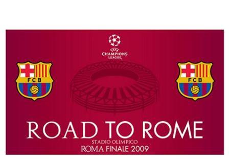Bandera Liga de Campeones