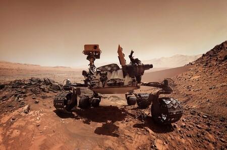 Las muestras de Curiosity revelan restos de compuestos potencialmente orgánicos en Marte