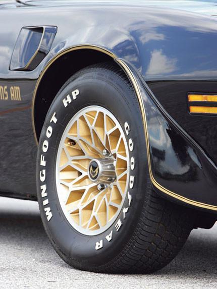 1977 Pontiac Firebird Trans Am Bandit