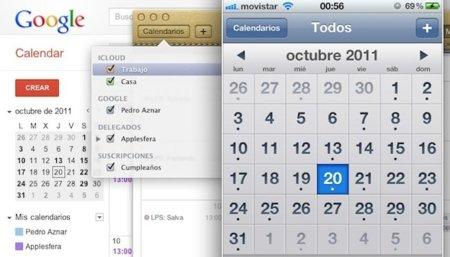 Cómo configurar y sincronizar correctamente los calendarios delegados de Google Calendar en iOS y OS X